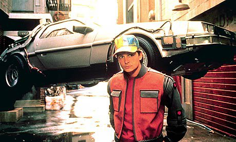 back to the future 2 Foto: